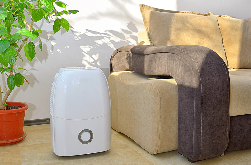 Home Humidifier IAQ Solution