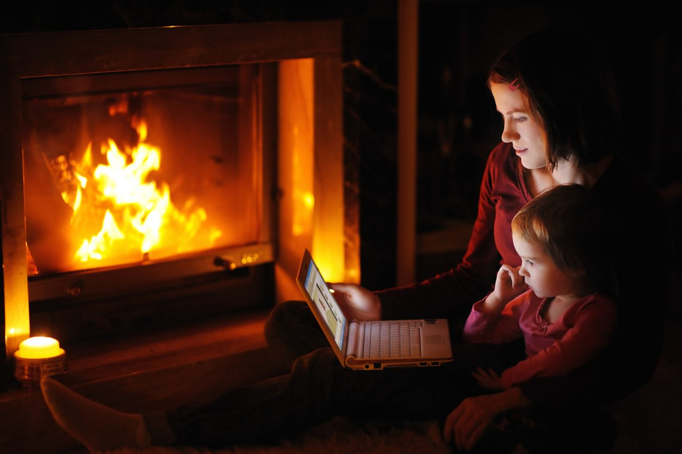 Carbon monoxide from fireplace needs detectors