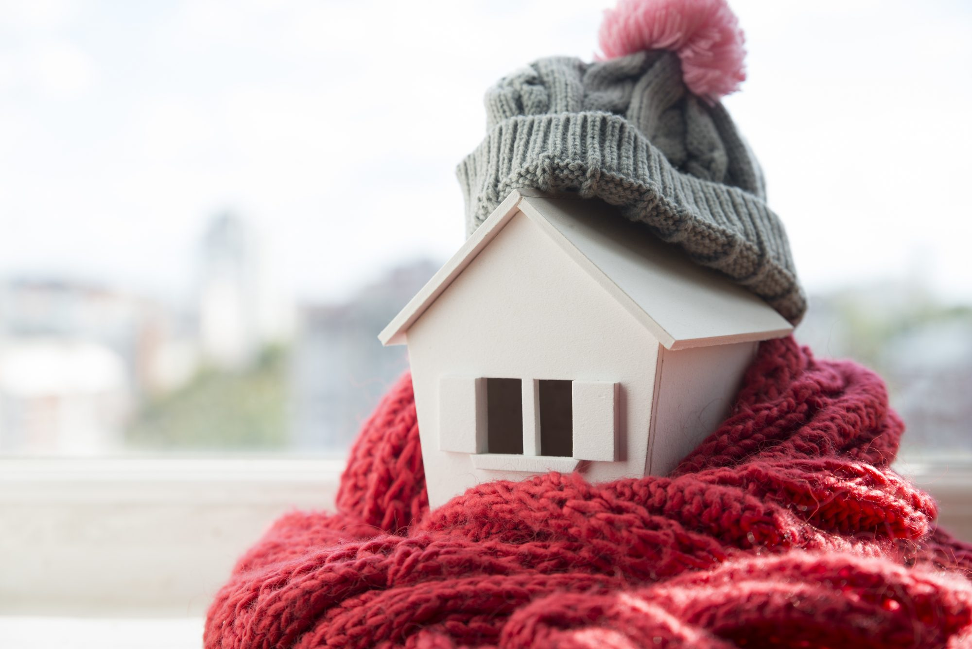 Winterize your home house winterization cold weather warm home DIY