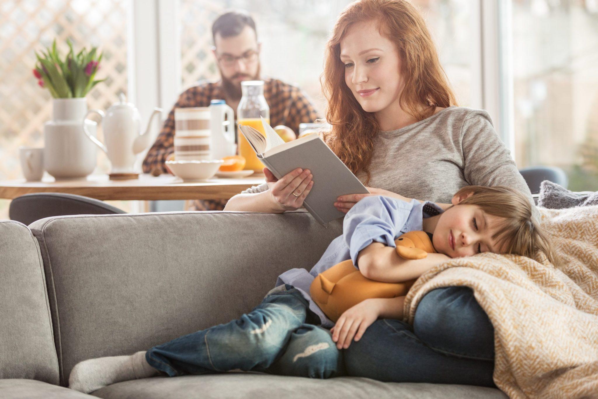 Cozy Family Heat Pump Maintenance Comfort