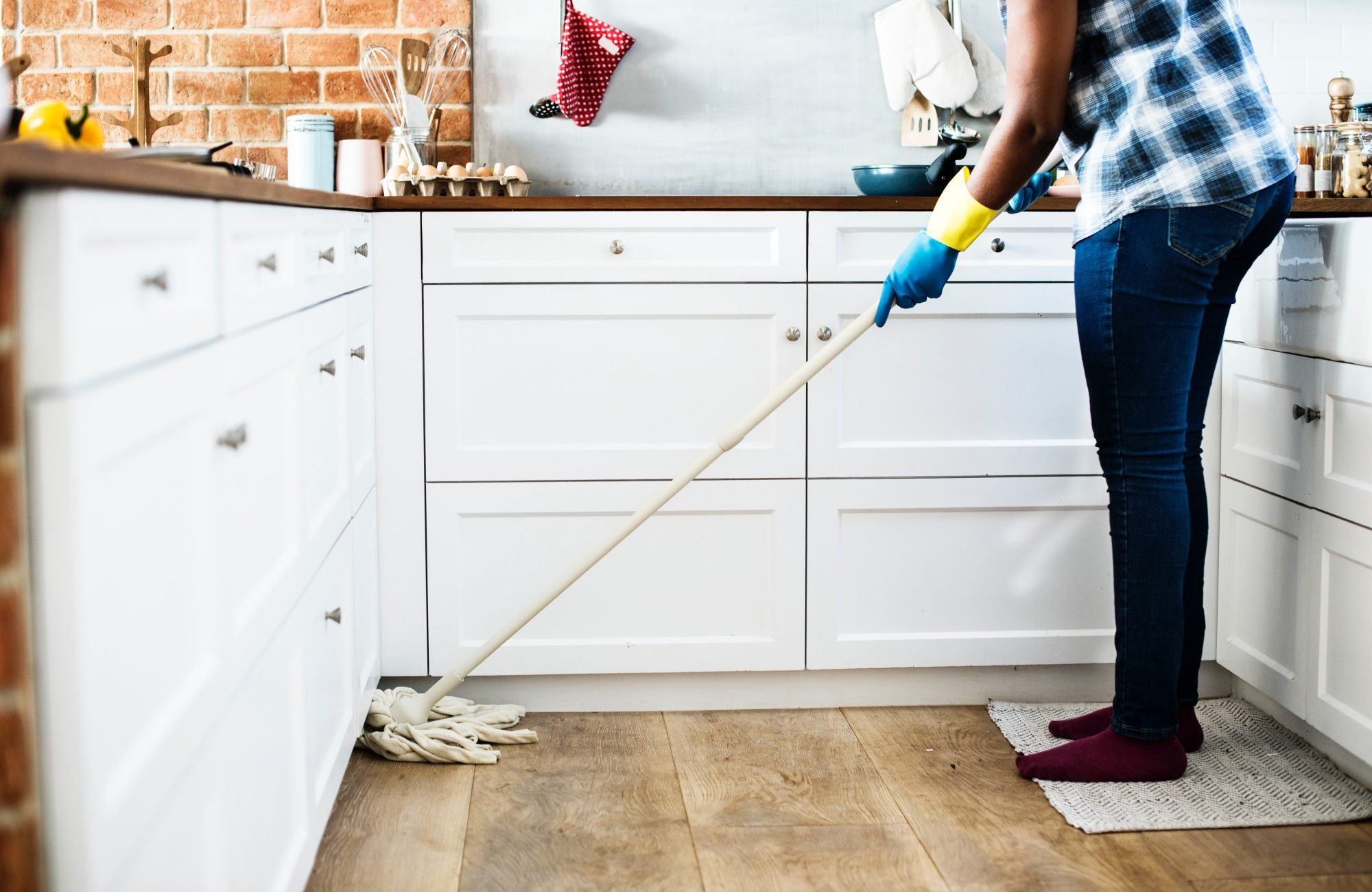 Spring Cleaning Home Maintenance Program