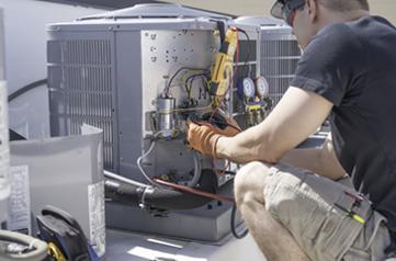 HVAC service provider