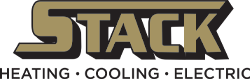 Stack Heating, Cooling, & Electric Logo