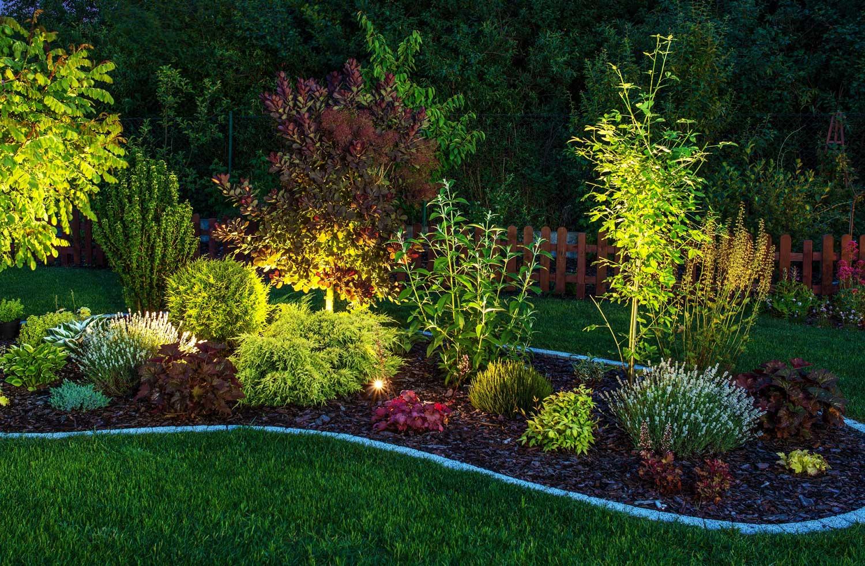 Garden Landscape lighting