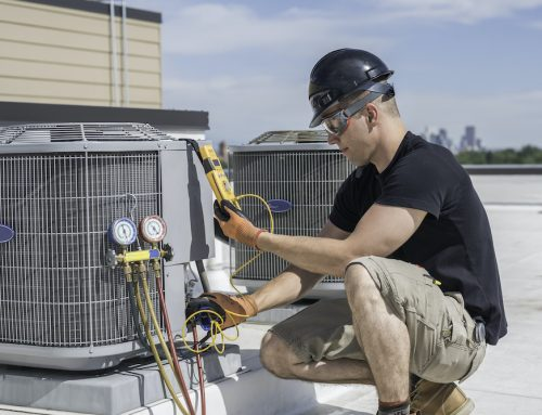 When to Call a Professional For AC Maintenance
