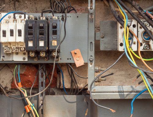 Safety Hazards With Outdated Electrical Panels