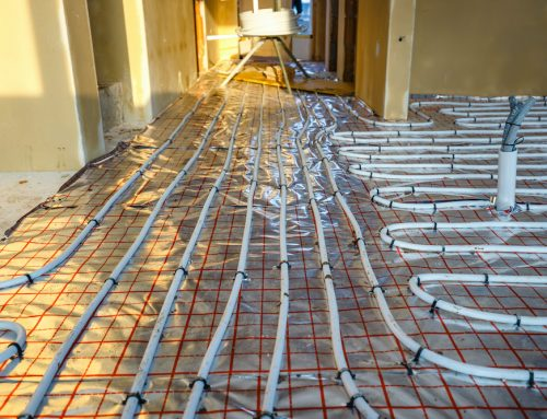 5 Benefits of Radiant Floor Heating